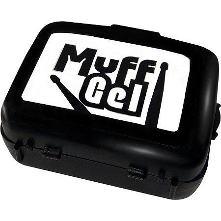 Luen Muff Gel C/ 6 Abafadores Para Bateria