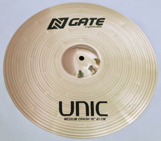 Ngate Prato Unic Ataque Medium Crash B8 Bronze 16