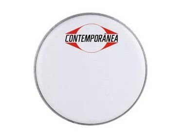 """Contemporânea Pele de Náilon Leitosa 13"""" CPN13"""