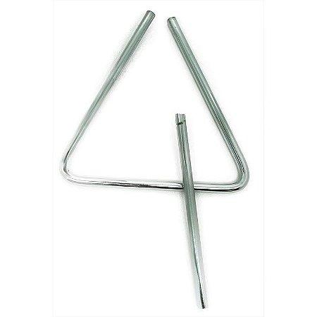 Cl Triangulo 19 Cm Com Baqueta Musicalização Infantil Cl1942
