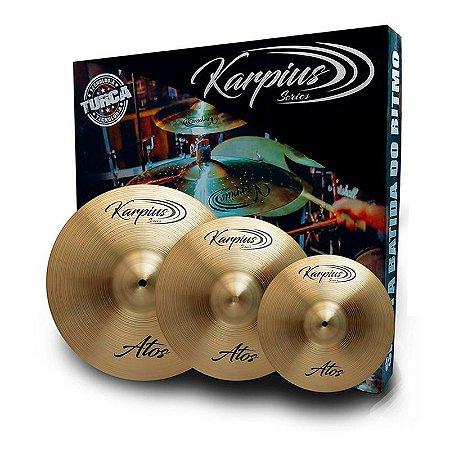 Karpius ATS Prato Kit 14 16 20 Bronze B20 29436