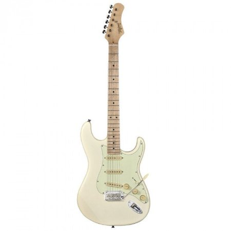 Tagima Guitarra T635 WV Classic Branco Vintage