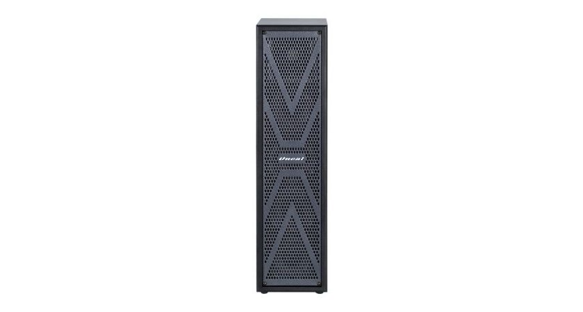 "Oneal Caixa Ativa Line Vertical Preta 4 falantes de 4""  104Db 150w OPB404XPT"