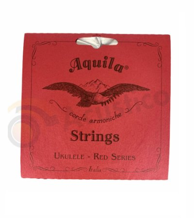 Aquila Encordoamento Ukulele Red Series Concerto High AQ85U