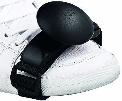 Meinl Foot Shaker Fs-bk Ganza De Pé Lindo Timbre Cajón