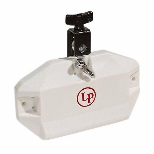 Lp Jam Block Medium Pitch White Edição Limitada Lp1207-wh