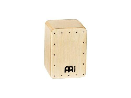 Meinl Mini Cajón Shaker Wood Chocalho Ganza Madeira SH50