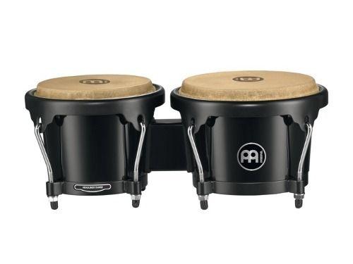 Meinl Bongo Plus Percussão Abs 6 1/2 & 7 1/2 Pele Couro