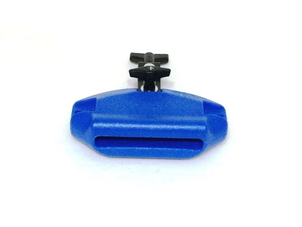 Torelli Bloco Sonoro Agudo Azul TO011 Block Jam c/ Clamp
