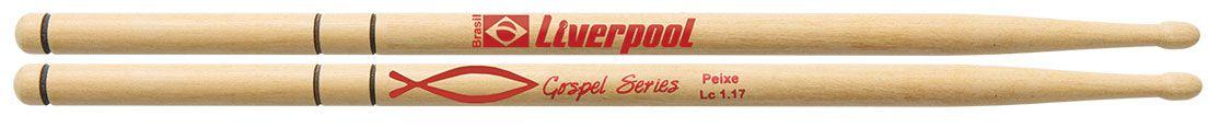 Liverpool Baqueta Gospel Peixe Marfim LG117