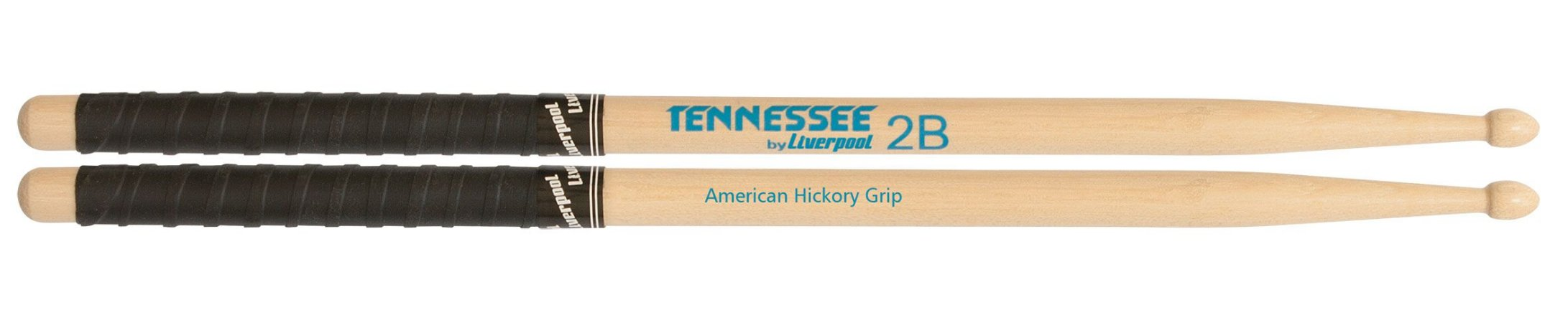 Liverpool Tennessee Baqueta Special Grip Hickory 2b Tnhy2bmg