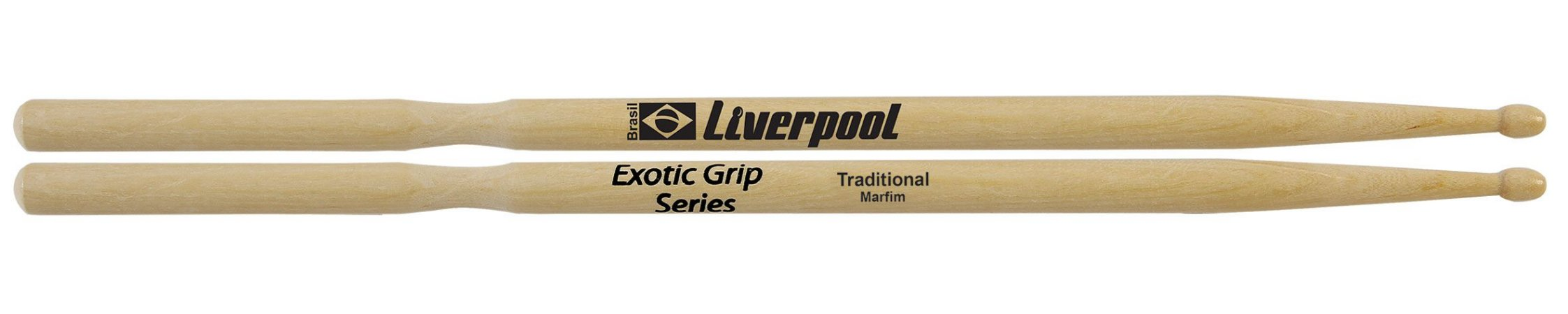Liverpool Baqueta Exotic Grip Tradicional P.M Pegtrad