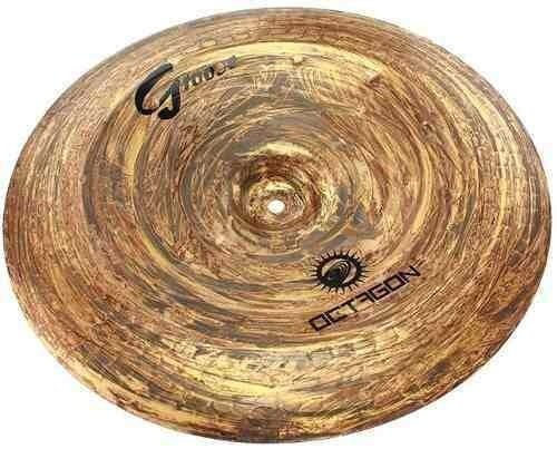 Octagon China TYPE 16 Groove GR16CH Prato Para Bateria