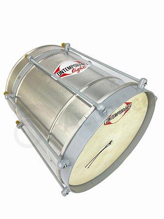 Contemporânea Cuica de Alumínio Light 10'' X 25cm 117LT
