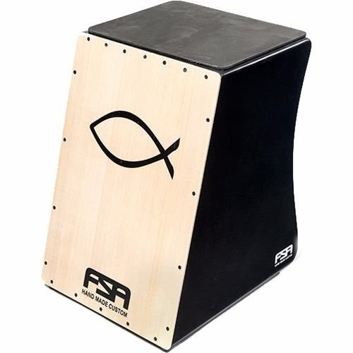 FSA Cajon Gospel Fish Captação Dupla Inclinado FG1502