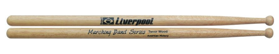 Liverpool Baqueta American Hickory Tenor Wood Bftenwood