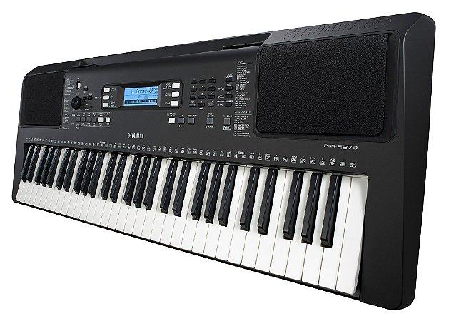 Yamaha Teclado Arranjador c/ Fonte PSR E373