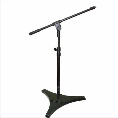 Torelli Pedestal Mini Girafa p/ Microfone Pés de Ferro HPM55