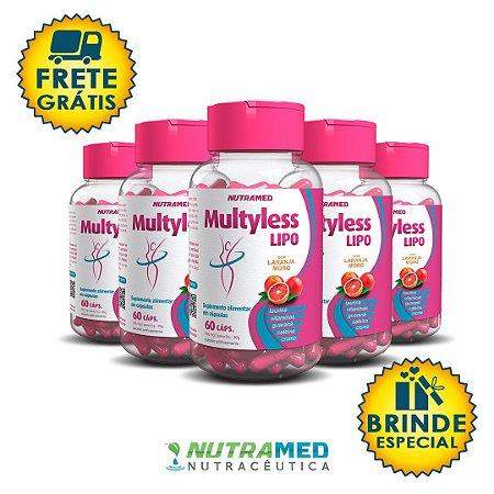 Multyless Lipo - Kit 5 unidades
