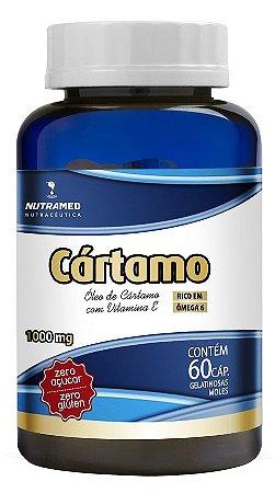 Cártamo + Vitamina E - 60 Cápsulas