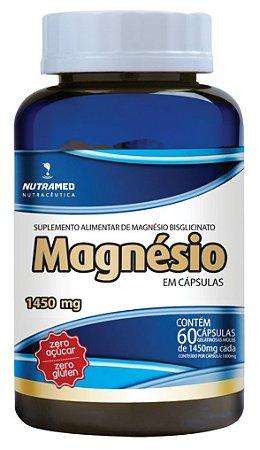 Magnésio - 60 Cápsulas