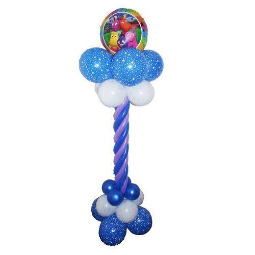 Base fixa para balões
