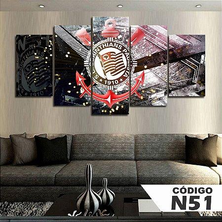 Quadros Decorativo Corinthians