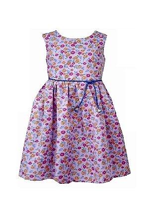Vestido Petit Lilás