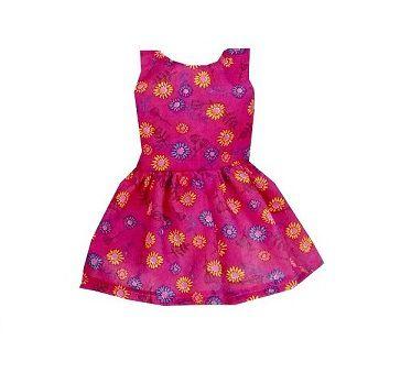 Vestido Boneca Pink