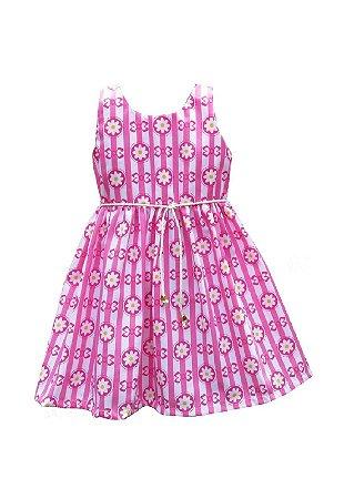 Vestido Petit Margaridas