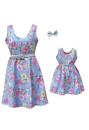 Vestido Petit Rosas (Unidade)
