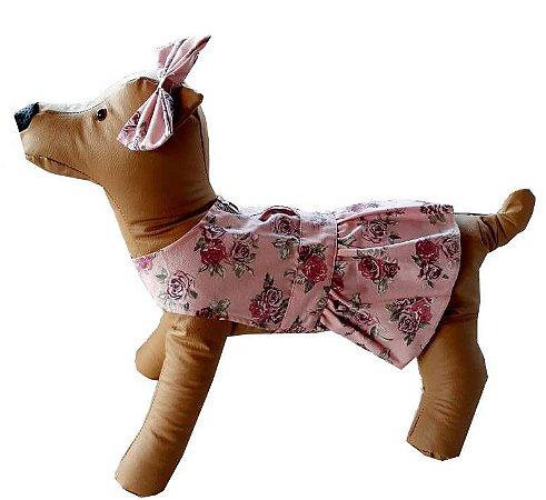 Vestido PET Rosê