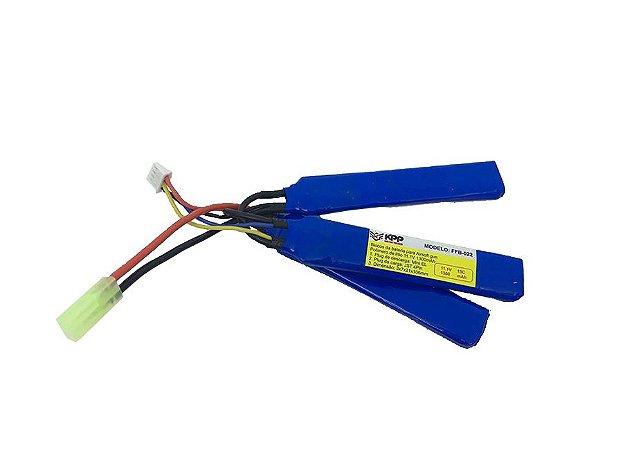 Bateria de LiPo 11.1v 1300mAh (15C) modelo Feasso FFB-022