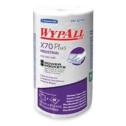 Pano de limpeza Wiper Wypall x70 Plus