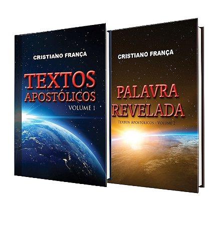 (8) Kit: Textos Apostólicos (Volumes I e II)