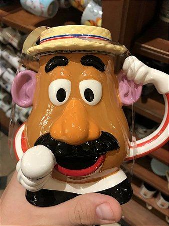 Caneca Mr Potato Head - Senhor Cabeça de Batata Toy Story
