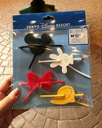 Lacres para Embalagens Mickey Disneyland Tokyo