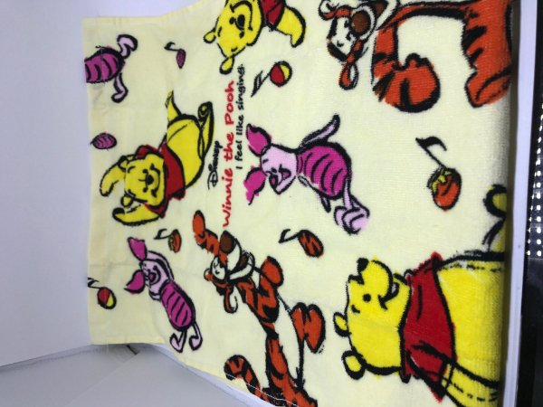Toalha de rosto Pooh