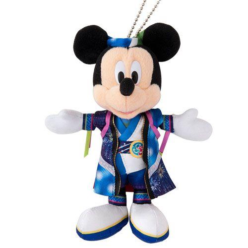 Chaveiro Disney Summer Mickey Minnie Pato Donald Pateta Margarida ESCOLHA O SEU