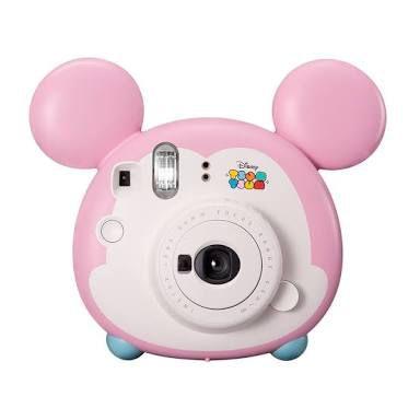 Câmera Instax Mini 8 Tsum Tsum