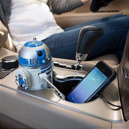 Carregador de carro R2D2