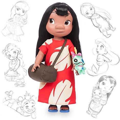 Boneca Lilo Animators Collection Disney Store