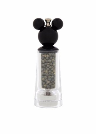 Moedor de Sal / Moedor de Pimenta de vidro Disney Parks