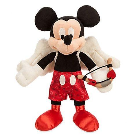 Mickey Cupido de Pelúcia