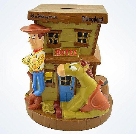 Cofre Toy Story Disney Parks
