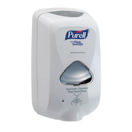Dispensador de Álcool Automático e Manual Purell