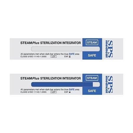 Indicador Químico/Integrador Classe 5 Steamplus SPS