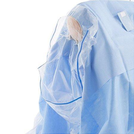 Campo Cirúrgico para Craniotomia com Bolsa Coletora Halyard