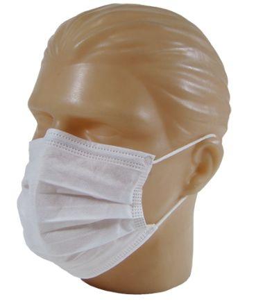Máscara TNT Tripla com Elástico