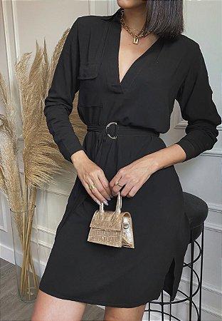 Vestido Giulietta Preto